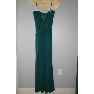 Badgley Mischka Jade Ball Gown